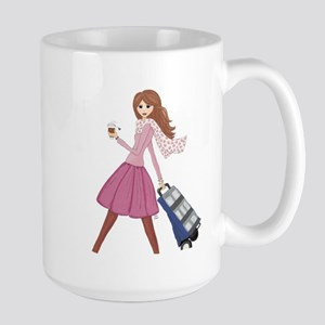 Best Life Cart Girl Mugs